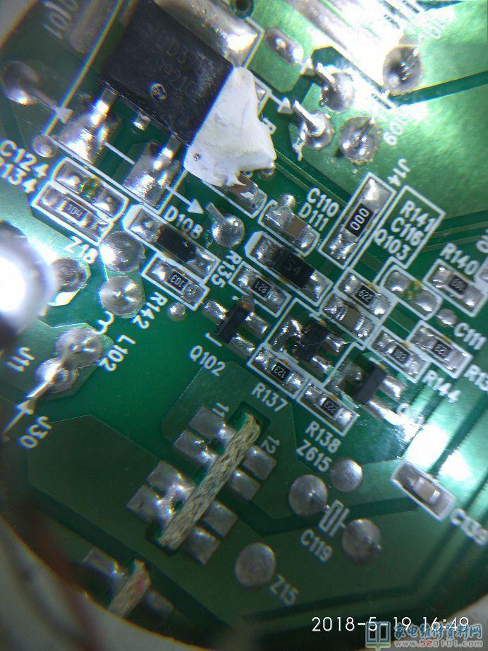 海尔空调开机没反应_TCL L40F3700A液晶电视不能二次开机故障维修 - 家电维修资料网